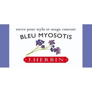 J.Herbin 칼라잉크 (no.15) BLEU MYOSOTIS