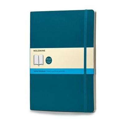 몰스킨 클래식노트 도트/블루 소프트 XL (몰스킨)