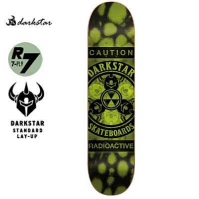[Darkstar] RADIOACTIVE ARMY GREEN SL DECK 8.25