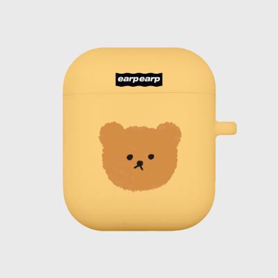 Dot big bear-yellow(Air pods)