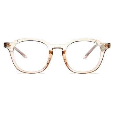 shine 투명 브라운 뿔테 안경 뿔테 패션안경 안경테