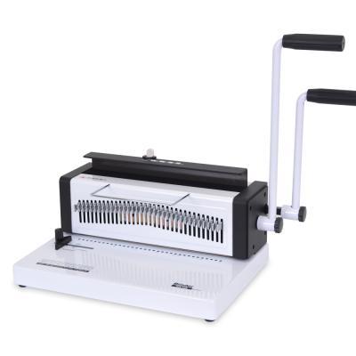 [현대오피스] 신제품 와이어제본기 WS-720 원형천공