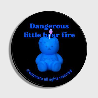 Little fire covy-black(스마트톡)