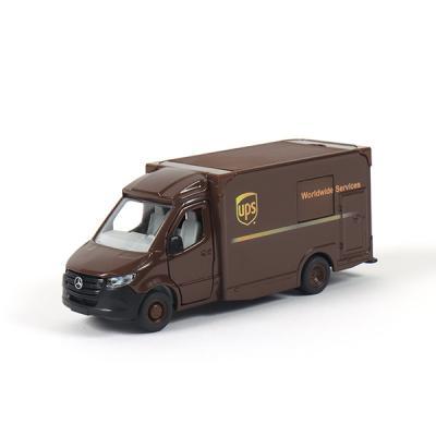 [시쿠]메르세데스 벤츠 UPS 택배차량