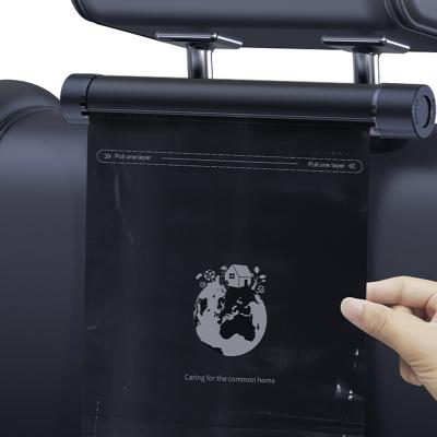 엘라 차량용 쓰레기봉투 키트 & 뒷좌석 휴대폰 거치대