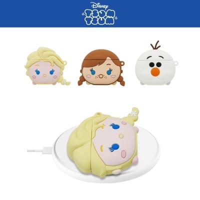 에어팟케이스 정품 디즈니 겨울왕국2 실리콘 395 엘사