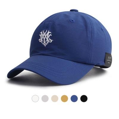 [디꾸보]데일리 얇은 혼방 스트랩 조절 모자 HN688