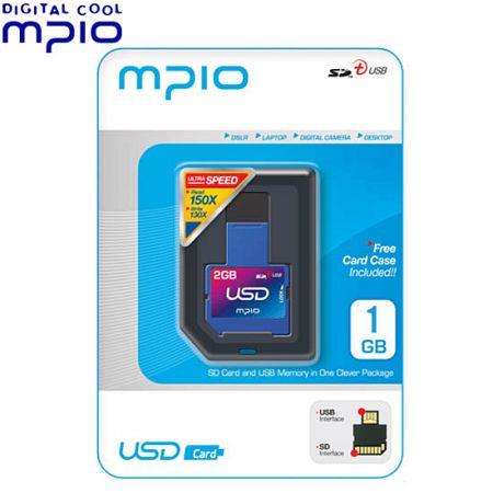 엠피오 USD메모리 2GB