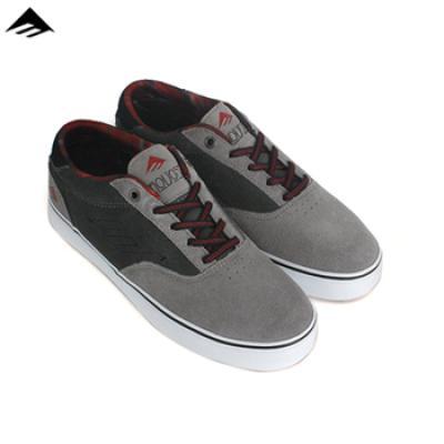 [EMERICA] PROVOST (Grey/Grey/Red)