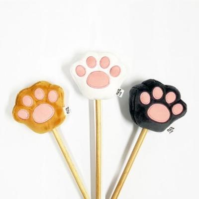 고양이발바닥 안마봉(챠콜) 1개
