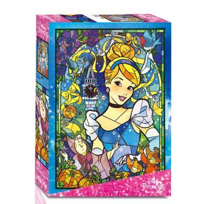 디즈니 메탈 홀로그램 신데렐라 800피스 직소퍼즐