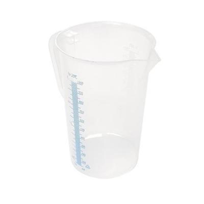 카페테리아 베이킹 손잡이 계량컵 대형 1개