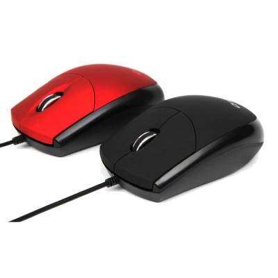 QSENN 고감도 옵티컬 마우스 GP-M2200 (Pixart 광센서 / 슬라이딩패드)