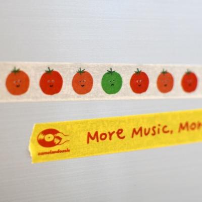 [카멜앤오아시스] Tomato 마스킹 테이프