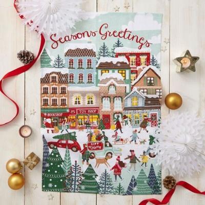 크리스마스 쇼핑 티타올
