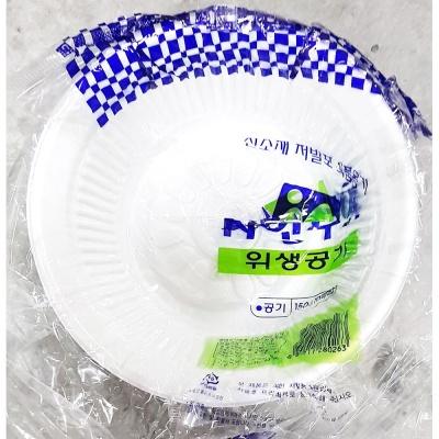업소 식당 포장 일회용 저발포 공기 150mm 10p 1봉