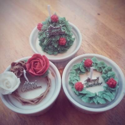 yuki CANDAL -크리스마스 (미니수플레 3종)