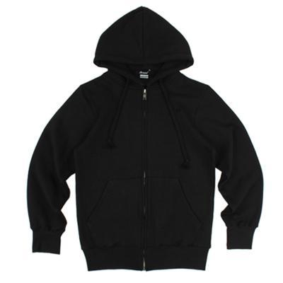 [ARSON] 알슨 #2312 arson Zip-Up Hood (BLACK)