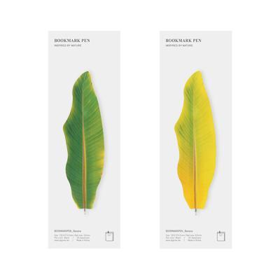 북마크펜_바나나잎