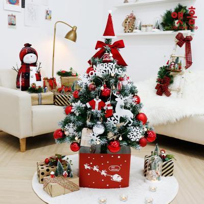 앳홈 팝레드 크리스마스 트리 1M
