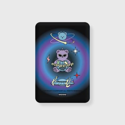 Space night bear-navy(무선충전보조배터리)
