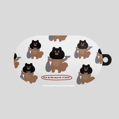버즈 수배자다람쥐 패턴 W