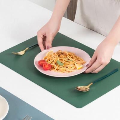 식탁의 품격 그린 테이블 매트 1개