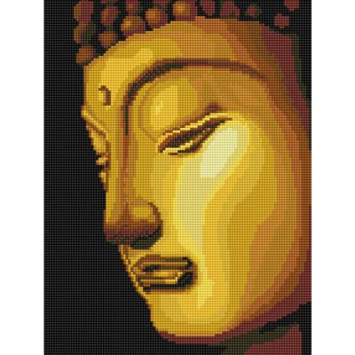 부처님 (캔버스형) 보석십자수 30x40
