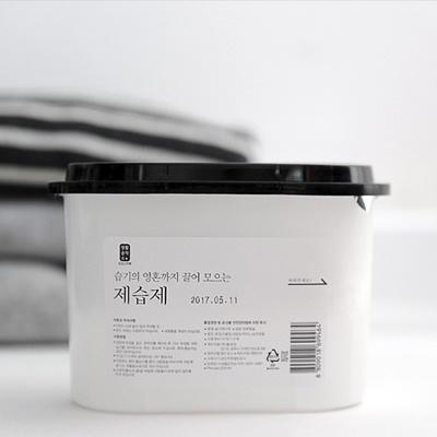 [생활공작소] 제습제 515ml x 24입