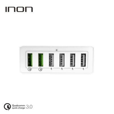 퀵차지3.0 6포트 USB 고속 멀티충전기 IN-UC620