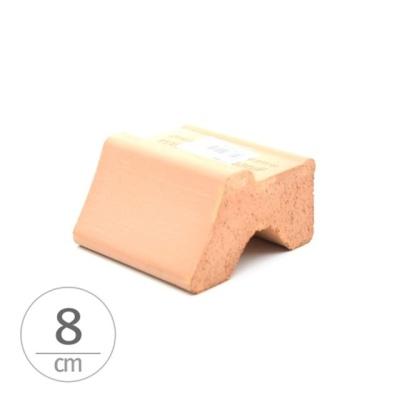 이탈리아 토분.화분받침 블럭1개 8cm 아레나