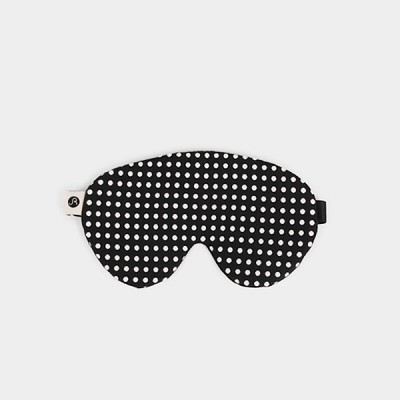 Vernon sleep mask 005 dot black