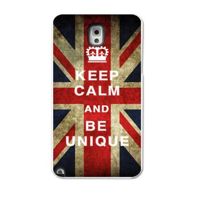 Keep Calm Union Jack(갤럭시노트3)