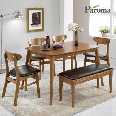 파로마 마틸다 4인 의자형 식탁세트 IR18