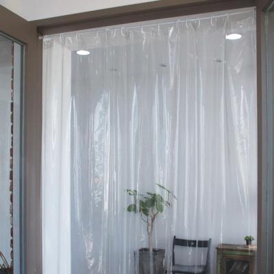 비말차단 투명 우레탄 방풍방한 비닐커튼L(100x230cm)