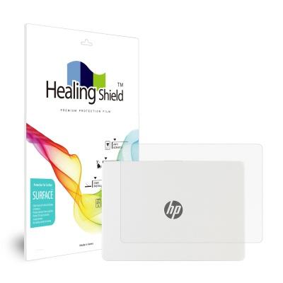 HP 14s-dk0112au 무광 외부보호필름 상판2매