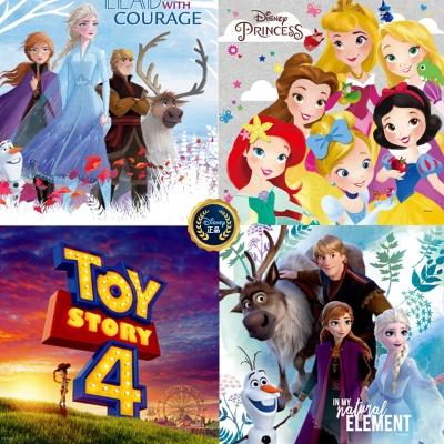 디즈니팬시 직소퍼즐 240피스 겨울왕국 토이스토리4외