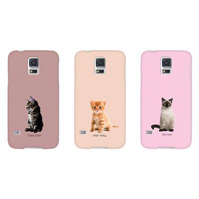 [테마케이스] Baby Cats (갤럭시S5)