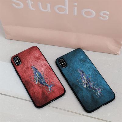 아이폰8 헤엄치는고래 카드케이스