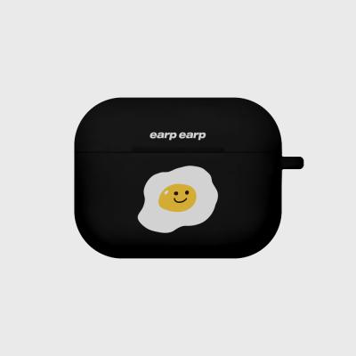 Fried eggs-black(Air Pods pro)