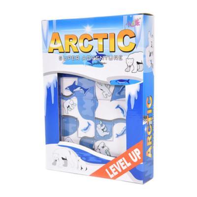 맥킨더에듀 보드게임 북극 퍼즐