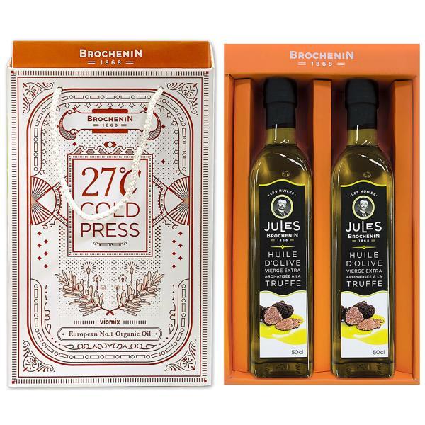 [브로슈낭] 트러플 오일 500ml 2병 선물세트