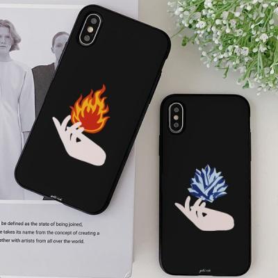 아이폰8플러스 골드리치 매지션 카드케이스