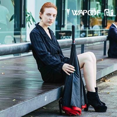 [WAPOOF]더욱 커진 실속형 거꾸로 골프 우산 와푸 GF