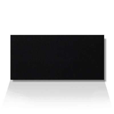 가하 무지 흑색 가로형 우편봉투