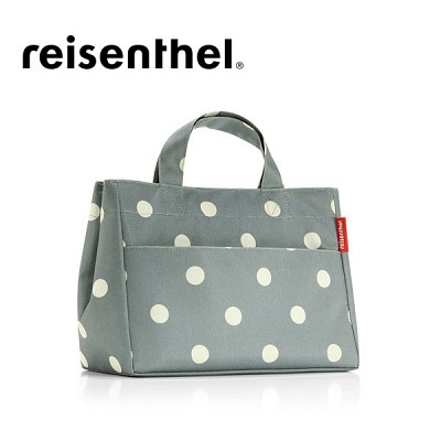 [라이젠탈]Lunch Bag S iso_Grey Dots/ST1009(런치백)