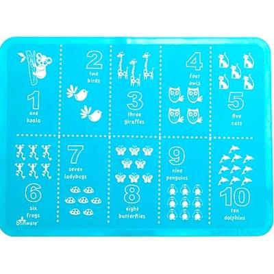 브린웨어 123 블루 플레이스 매트
