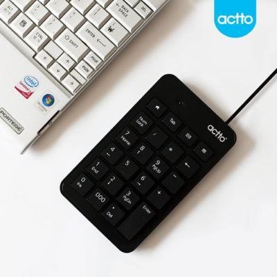 ACTTO 엑토 머스노트북키패드 NBK-17