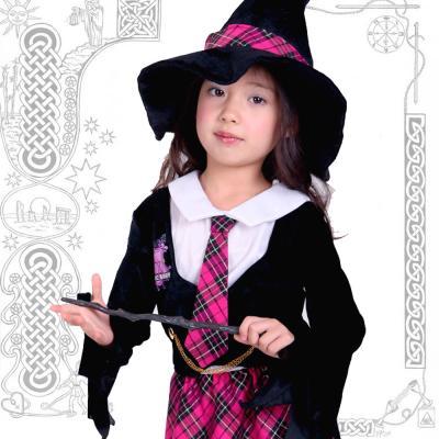 [G-0145] 꼬마 마법소녀 의상 (6-세)