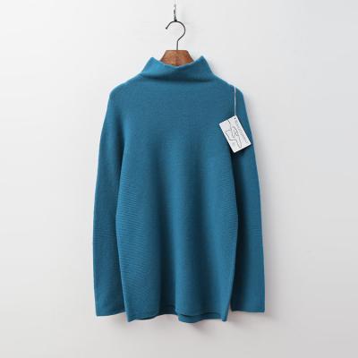 Laine Cashmere N Wool Turtleneck Sweater